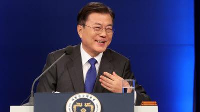 문 대통령, 30~31일 서울 P4G 정상회의 참석...바이든·시진핑 참석은 '미결정'
