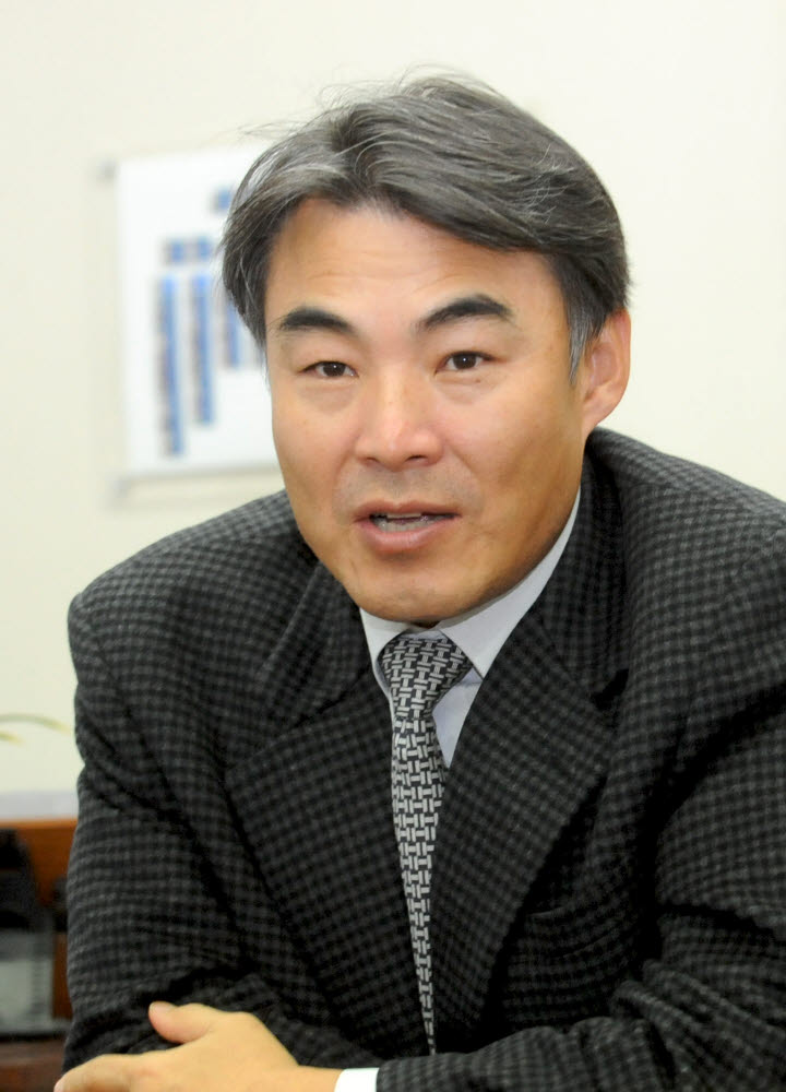 오석주 한국SW산업협회 해외진출위원회 위원장. 전자신문DB