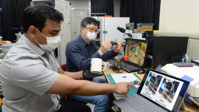 ETRI, 방사능 견디는 압력·온도 센서 개발...24시간 노출에도 '끄떡없어'