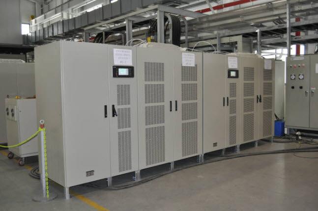 이화전기 500KVA급 ESS+UPS 하이브리드 제품