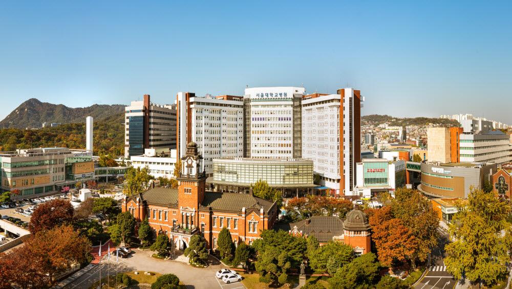 서울대학교병원 전경 (사진=서울대병원)