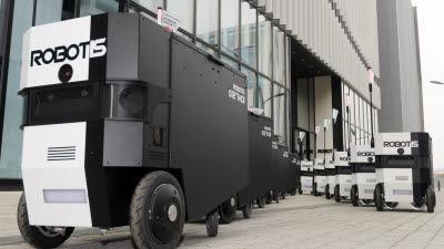 로보티즈, '자율주행로봇'...실외배송 등 혁신 박차