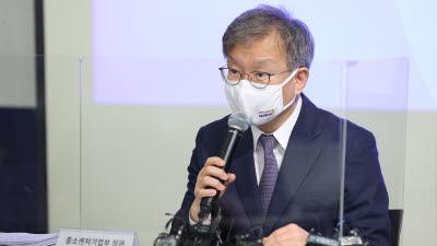 """권칠승 장관, """"의료기기 중소기업에 정책적 노력 강화""""...업계 대표들과 간담회"""