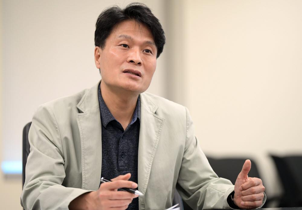 김광범 EBS 학교교육본부장