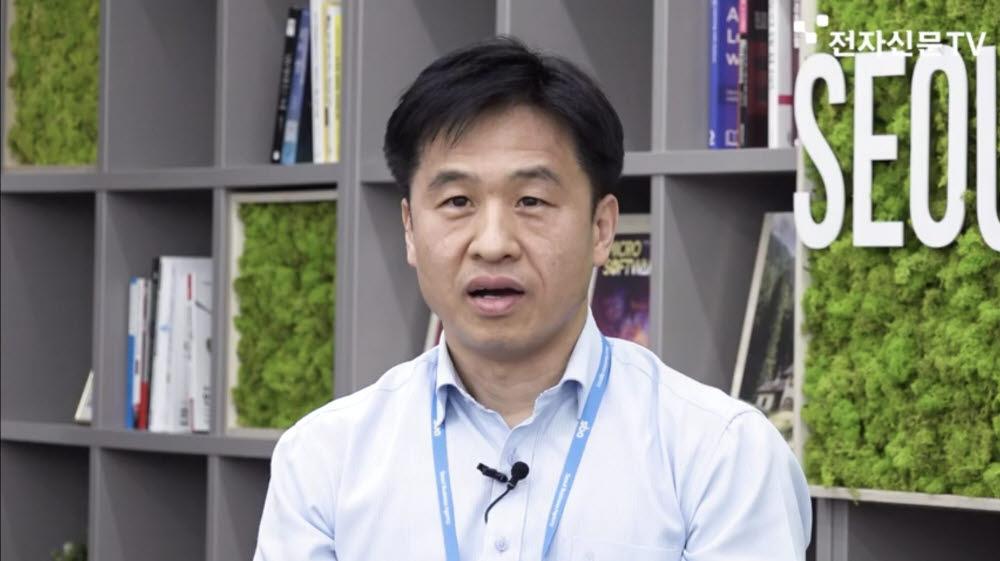 홍정오 서울창업허브 성수 센터장.