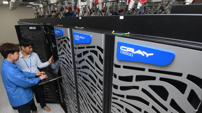 초고성능컴퓨팅으로 대한민국 대도약...사회 전반 곳곳에서 '슈퍼컴퓨팅'