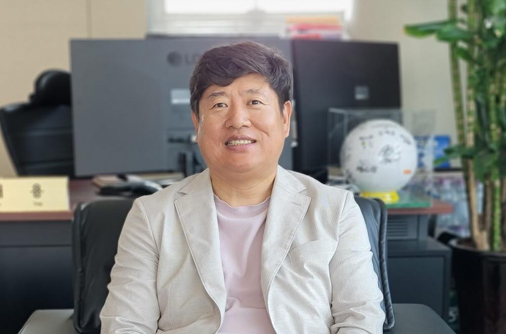 김재용 한국알파시스템 대표