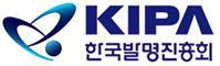 한국발명진흥회 로고.