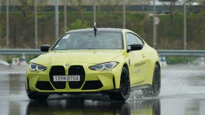 """BMW M4 컴페티션 쿠페 """"잘 조련한 경주마"""""""