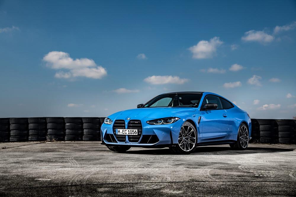 BMW M4 컴페티션 쿠페.