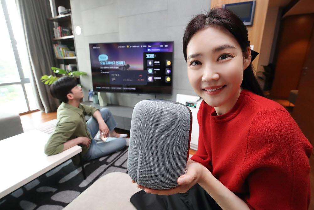 KT '기가지니3' 출시...음성인식 성능 업그레이드