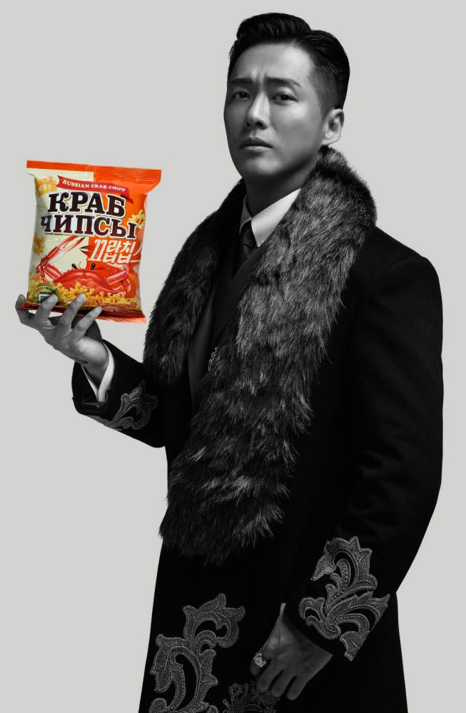 """빙그레 """"이번엔 '끄랍칩스'""""...'꽃게랑' 브랜드 마케팅 실험나서"""