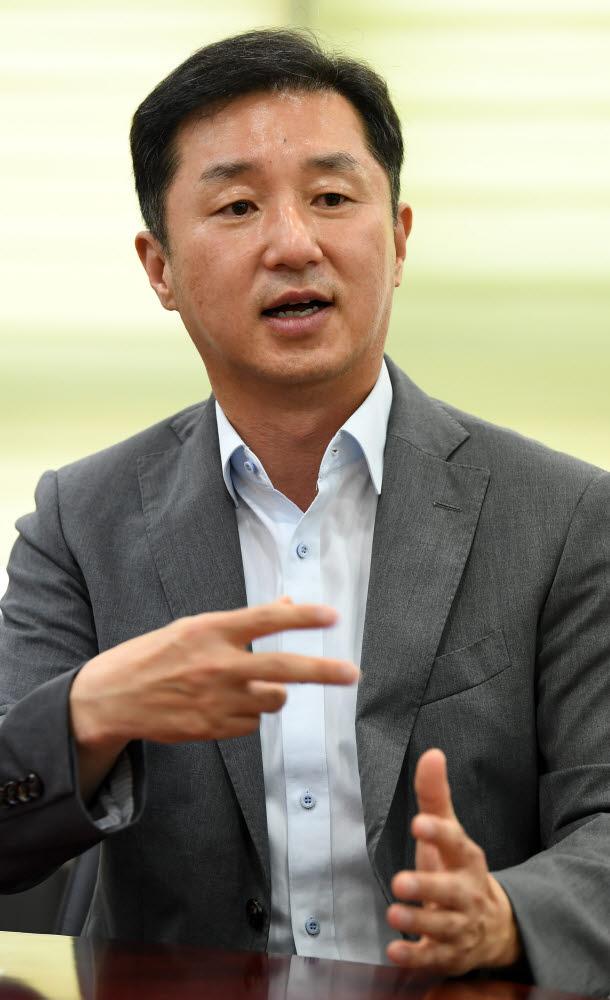 김영달 아이디스 회장
