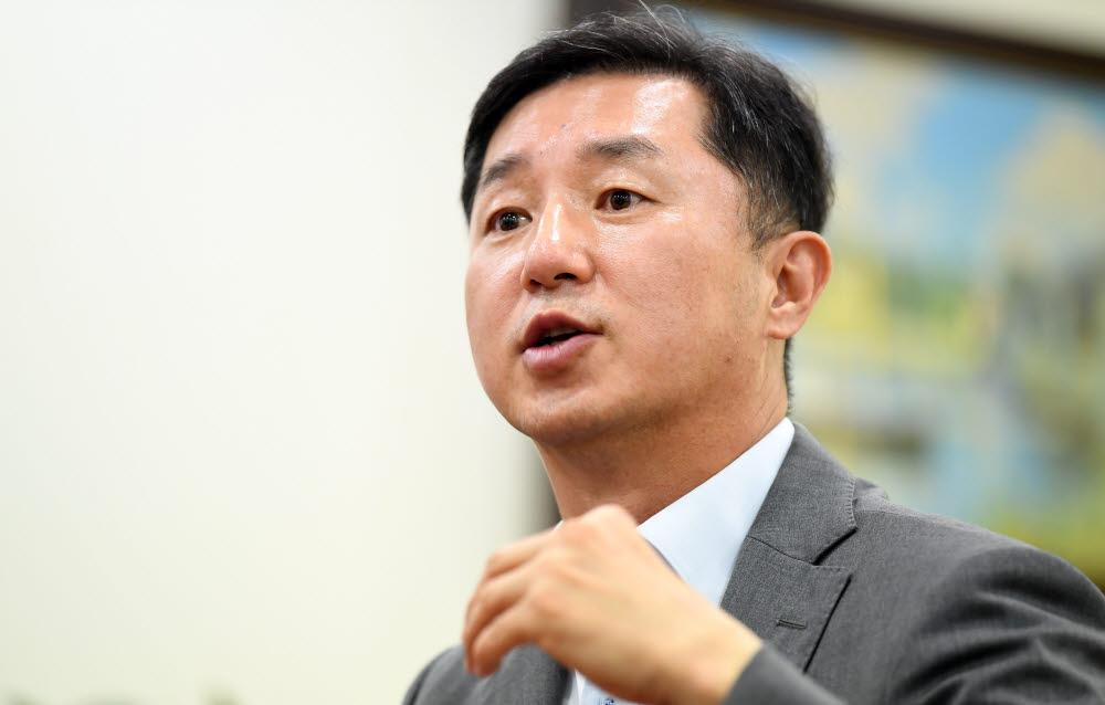 김영달 아이디스 대표