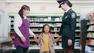 CU, 몽골서도 실종 아동 보호한다