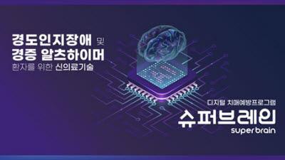 로완, 치매 디지털 치료제 '슈퍼브레인' 임상 완료…국내 시장 출사표