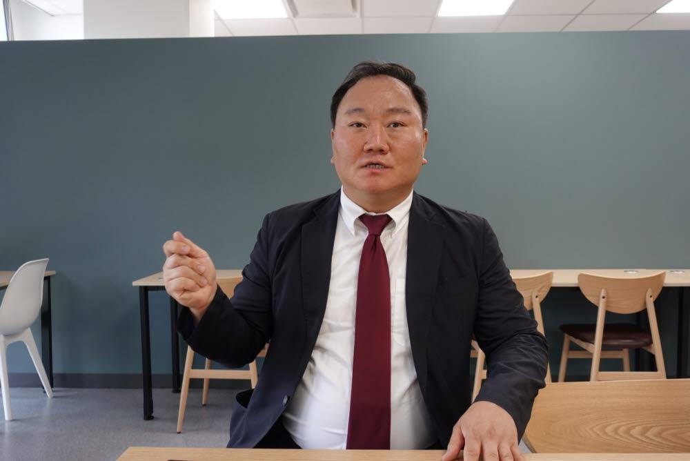 박진석 도시공유플랫폼 대표