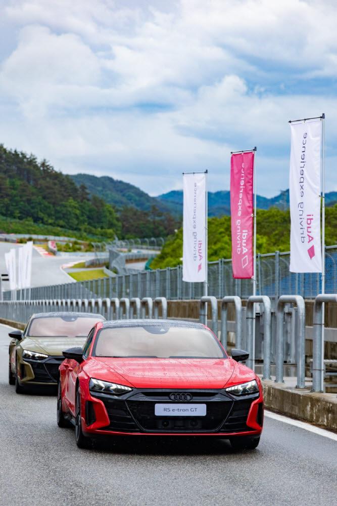 아우디 RS e-트론 GT