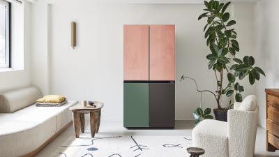 고객만족-삼성전자/냉장고/'비스포크 냉장고'