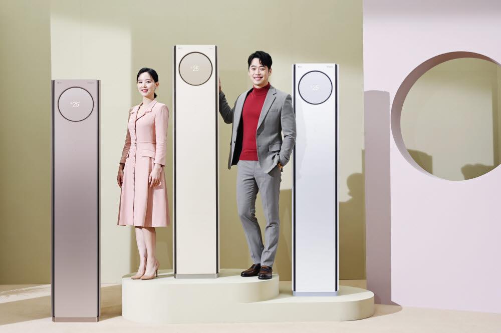 [2021 상반기 인기상품]고객만족-LG전자/에어컨/'LG 휘센 타워'