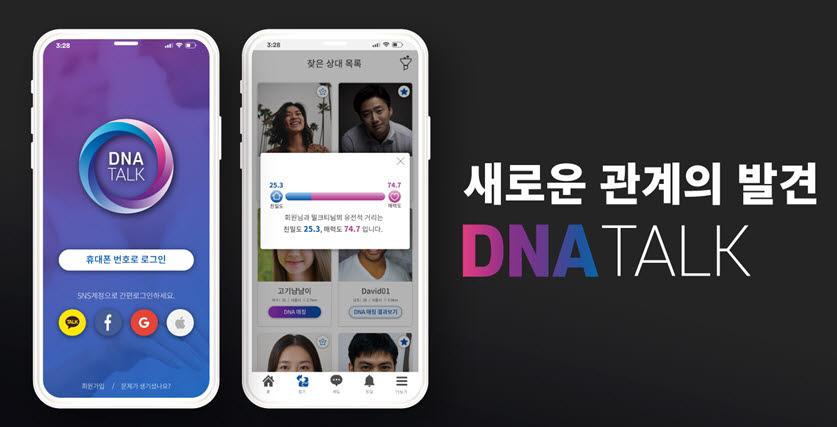 마이지놈박스, DNA 분석데이터 기반 사회관계망 플랫폼 서비스