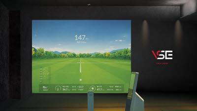 품질우수-브이씨-골프 시뮬레이션 보이스캐디-VSE