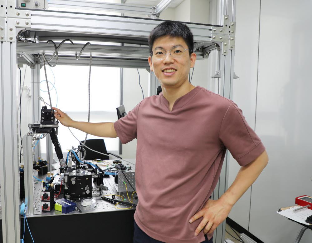 한상윤 DGIST 로봇공학전공 교수
