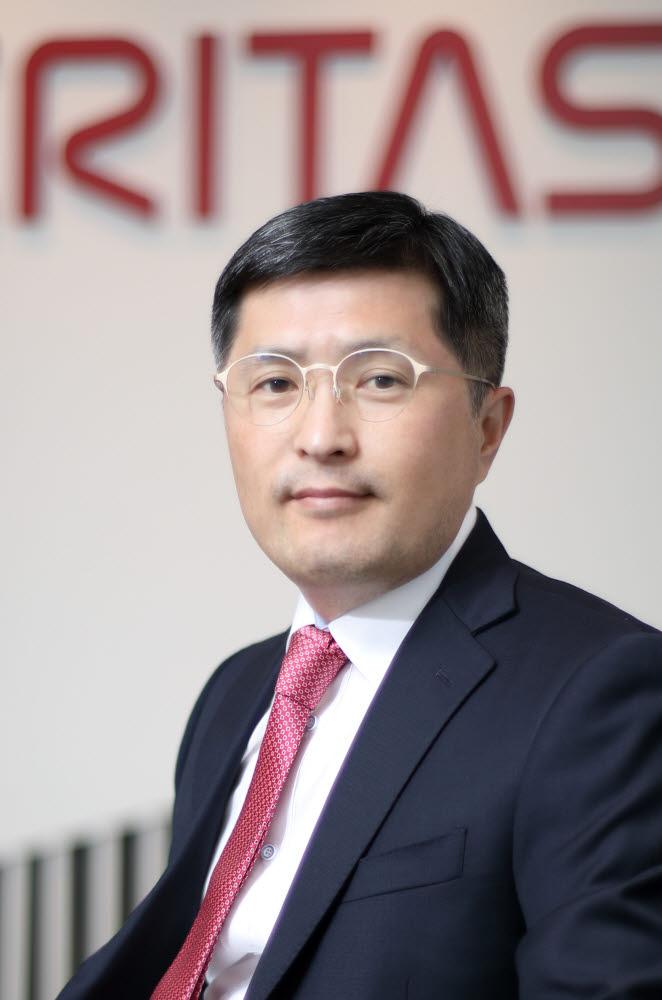 이상훈 베리타스 한국지사장