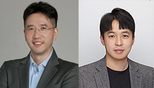 김준환 스트라드비젼 대표, 김재관 뷰런테크놀로지 대표