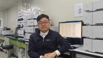 """현서용 피엔에이치테크 대표 """"OLED 소재 국산화 선봉장 목표"""""""