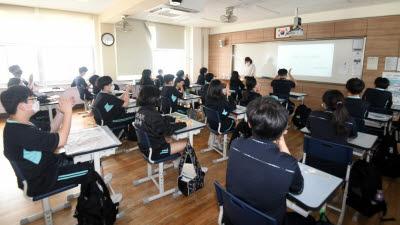 전자신문-언론재단, 풍성중서 미디어교육 일일기자 체험 행사 개최