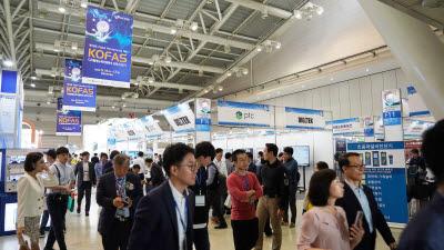 """""""자동화·ICT 융복합 기술 한 눈에""""…'KOFAS 2021' 온·오프 연계 개막"""