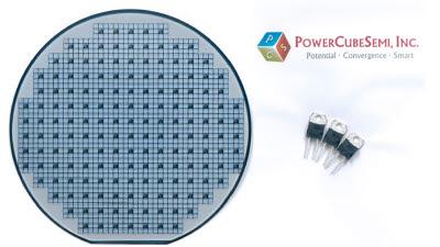 파워큐브세미, 6인치 1200V SiC 반도체 생산 개시
