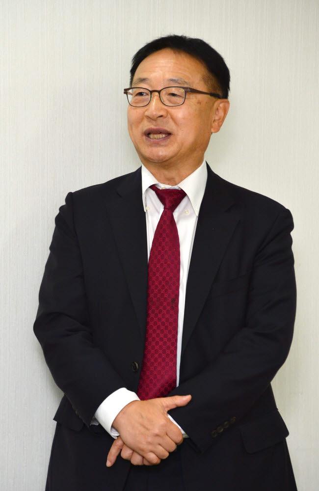 박종오 한국마이크로의료로봇연구원장.