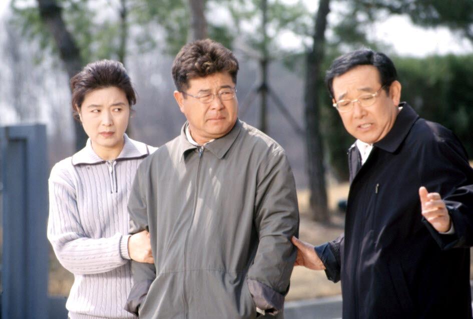 드라마 대추나무 사랑걸렸네 속 백일섭. (사진=KBS 제공)