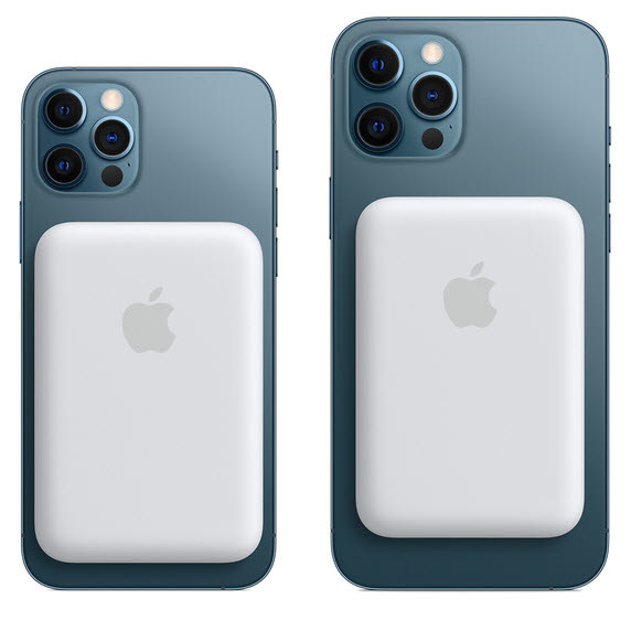 애플 아이폰12 시리즈용 맥세이프 배터리팩