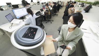 [테크트렌드]'서비스로봇' 시대의 개막