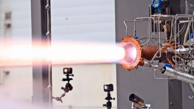 발사체 엔진 구성품 3D 프린팅으로...항우연 시제품 개발 시험중