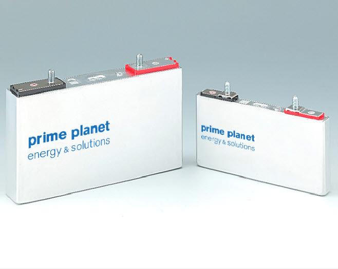 프라임 플래닛 에너지&솔루션 각형 배터리