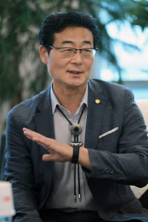 손웅희 한국로봇산업진흥원장
