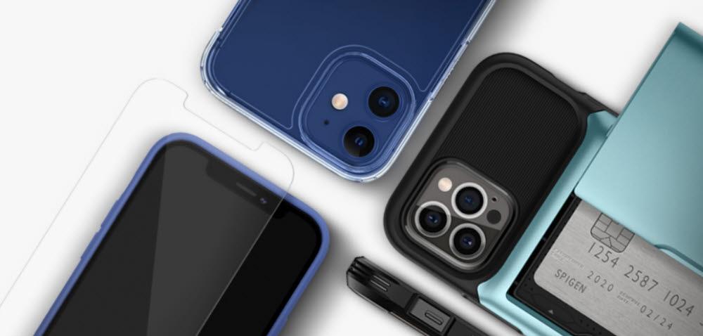 슈피겐코리아 아이폰12 시리즈 케이스 제품군