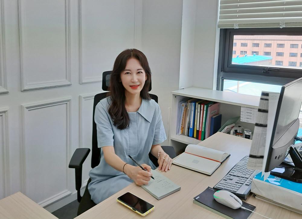 정영애 슈마루 대표