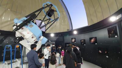 국립광주과학관, 내달 13일 페르세우스자리 유성우 공개관측행사