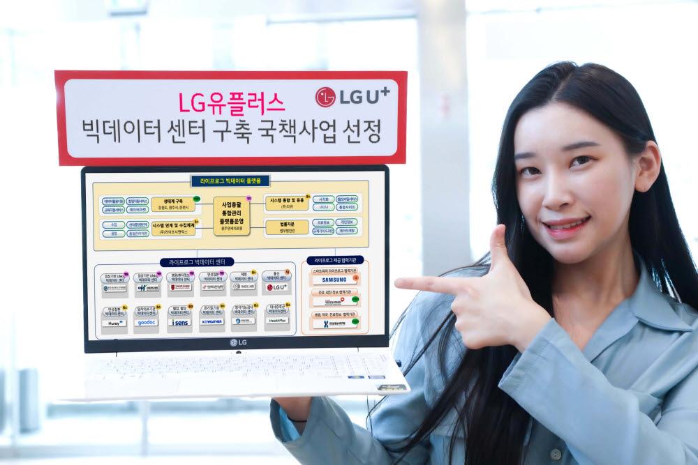 LG유플러스, 빅데이터 센터 구축 국책사업 선정