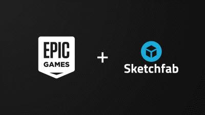 3D 콘텐츠 플랫폼 '스케치팹', 에픽게임즈에 합류