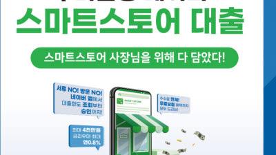 우리은행, 네이버 스마트스토어 사업자 대출 출시