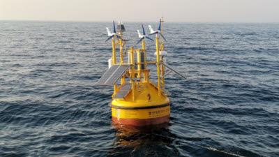 GIG, 토탈에너지스와 함께 국내 최초 부유식 해상풍력단지 발전사업 허가 취득