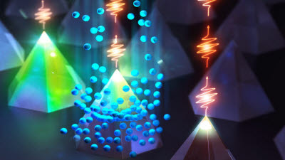 {htmlspecialchars(KAIST, 양자점 '광원 순도' 높이는 기술 개발...부작용 없이 소자 성능↑)}