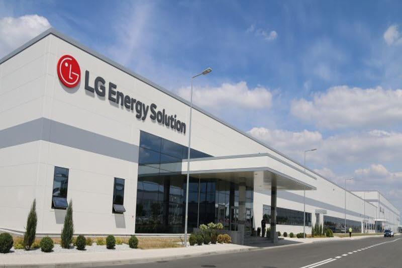 LG에너지솔루션 폴란드 공장.