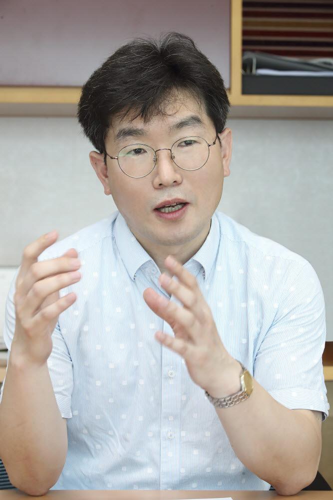 문상룡 KT넥스알 대표.